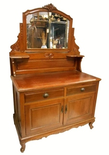 Antique Chinese Vanity