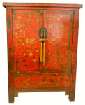 Chinese Antique Wedding Chest