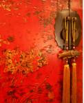 Chinese Antique Wedding Chest