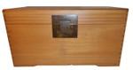 Camphor wood storage chest