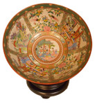 Rose Medallion Table Bowl