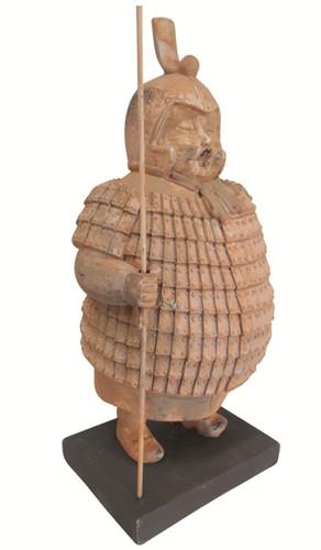 Comic Oriental Warrior