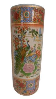 """22"""" H Satsuma Porcelain Umbrella Stand"""