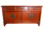 Elm wood Ming Style Buffet