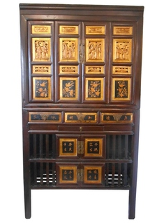 Wenzhou Chinese Dish Cabinet