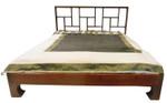 Asian Platform Bed.