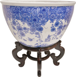 jardinière by Oriental Furnishings