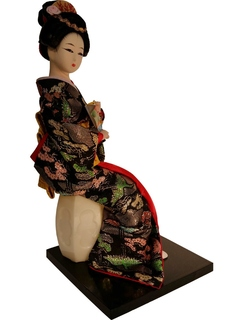 Sitting Geisha