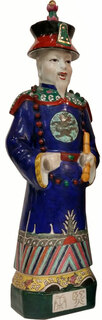 Sovereigns  Chinese Porcelain Figurines