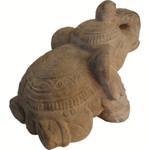 Stone Garden Statue-Kneeling Elephant