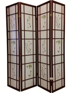 Asian Screens Room Dividers Oriental Furnishings