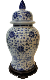 Modern Chinese Jar