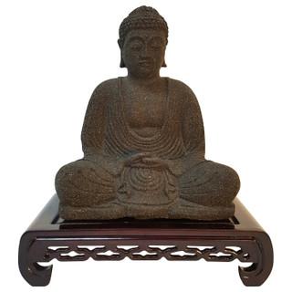 Meditative Buddha Statue