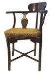 Long Life Carved Chair