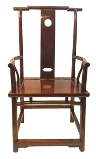Ming  Arm Chair