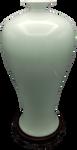 """21"""" Chinese porcelain vase Celadon glaze finish"""