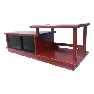 Japanese table paulownia wood