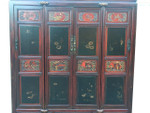 Hand carved ZheJiang Armoire
