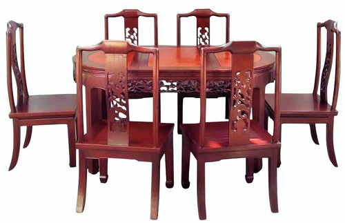 Ming Dynasty dining room set