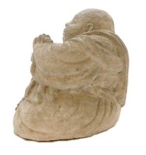Praying Budai