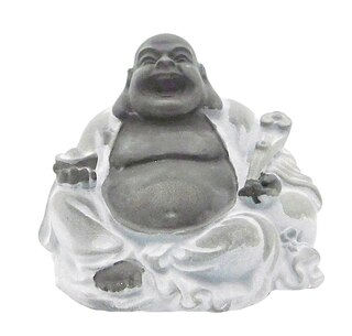 Chinese Resin Buddha Statue