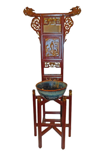 Chinese Antique  Wash Basin 80-100 year old