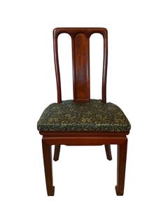 Elegant Oriental Dining Room Side Chair