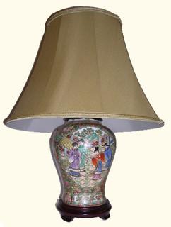General Jar lamp