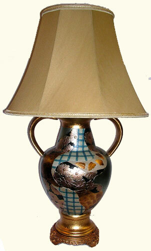 Roman style lamp