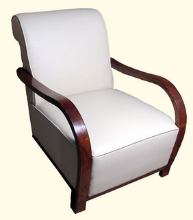 Art Deco Shang Tan Lounge chair
