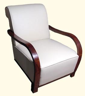 Art Deco Shang Tan Lounge chair