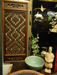 Chinese Antique Window Panel,
