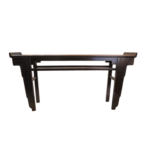 Chinese country Antique Altar Table, 74 inch long , Shin design