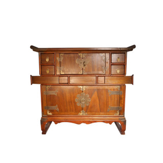 Korean Secret Drawer Chest