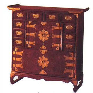 33 inch wide Jeonju Chest