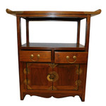 25.2 inch wide telephone table