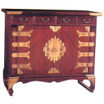 38 inch wide buffet table