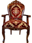 Franciscan Arm Chair