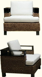 Asian  Shinto living room chair