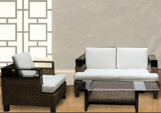 Southeast Asian Living Room set