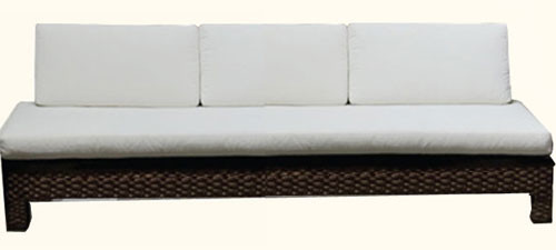 Asian Modern three seater couch