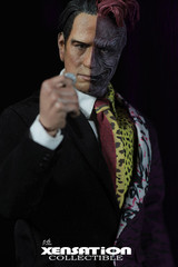 Xensation Collectible DOUBLE FACE Tommy Lee Jones 1/6 Scale Action Figure