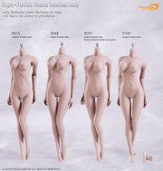 PHICEN female seamless 1/6 body with metal skeleton