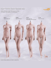 TBLEAGUE / PHICEN female seamless 1/6 body with metal skeleton