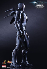 Hot Toys - MMS282 - The Avengers - Iron Man Mark VII (Stealth Mode Version) 1/6th scale Collectible Figure