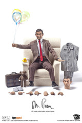 ZCWO 1/6 Mr Bean action figure