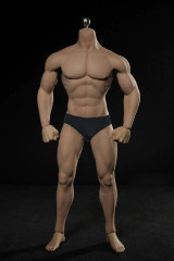 Phicen M30 1/6 Scale Figure Body-26 Points of Articulation with Stainless Steel Skeleton