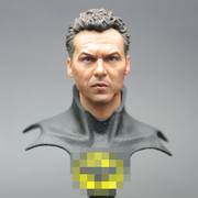 Ace Toyz ATH-001 Mr Michael 1/6 figure head sculpt - Battle Damaged Version