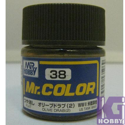 Mr Hobby Color  Paint C38