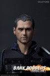 CRAFTONE Bank Robbers - Criminal Crew 2 1/6 scale collectable action figure